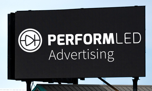 Perform LED Advertising Billboard Digital Sign